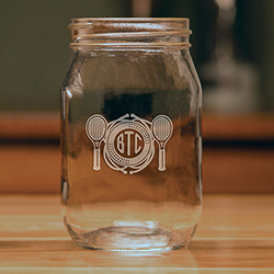 DRINKING JAR - 16 OZ.