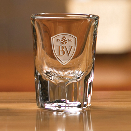 Selection Fluted Shot Glass