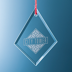 Diamond Ornament