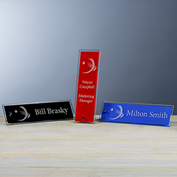 Nameplate Color Plaques