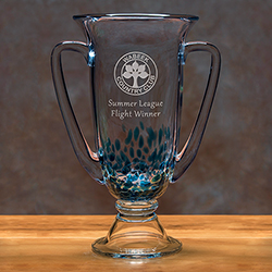 Constellation Trophy Cup - Blue