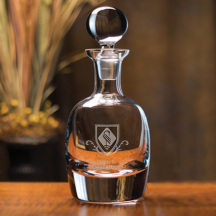 Barrel Decanter