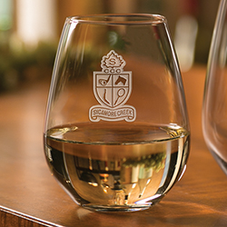 Fashion Stemless White Wine