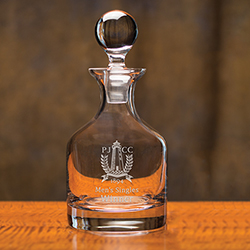 Classic Whiskey Decanter