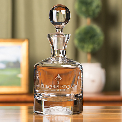 Fairway Decanter