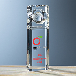 Tower Globe Award UV