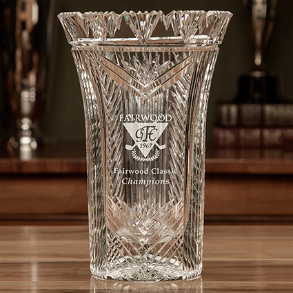 Gallagher Trophy Vase