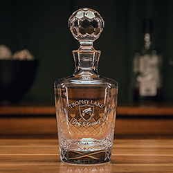 PARAGON WHISKEY DECANTER - 20