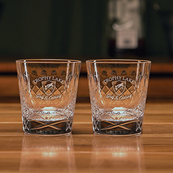 PARAGON WHISKEY GLASS - 8 OZ.