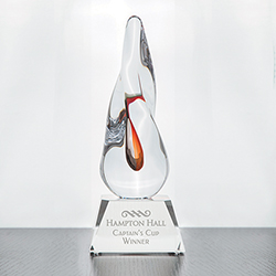 Artemis Award - Black/Red
