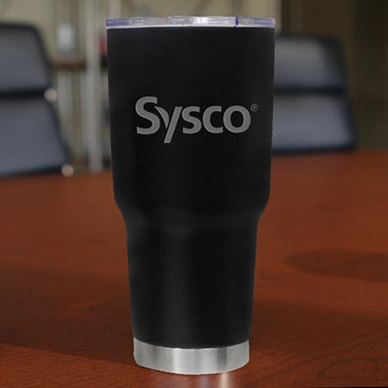 Boss Black Tumbler - 30 OZ.
