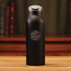 POLAR BLACK BOTTLE - 20 OZ.