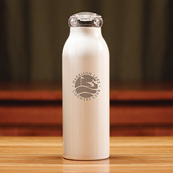 POLAR WHITE BOTTLE - 20 OZ.