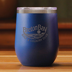 POLAR STEMLESS BLUE