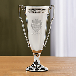 Vanguard Trophy Cup - Nickel-Plated