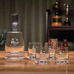 Tundra Decanter Set