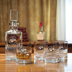 Parker Decanter Set